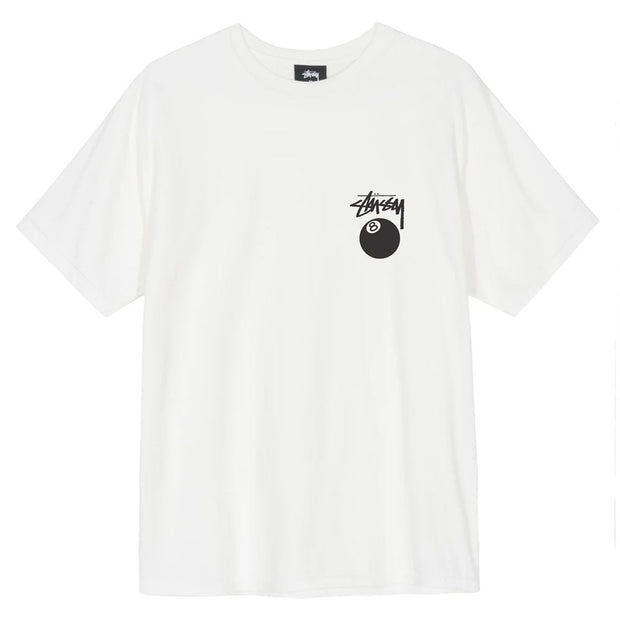 8 Ball Pig. Dyed Tee 'Natural'