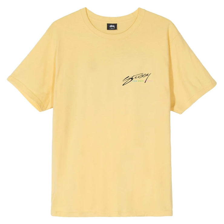 New Wave Designs Tee 'Yellow'