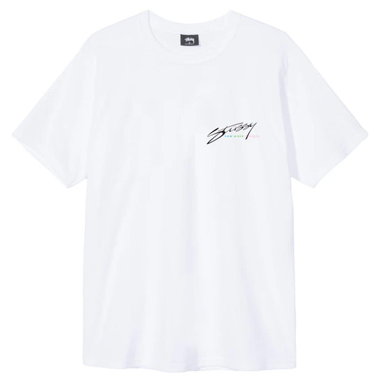New Wave Designs Tee 'White'