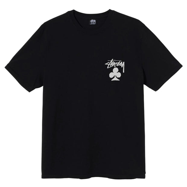 Club Pig. Dyed Tee 'Black'