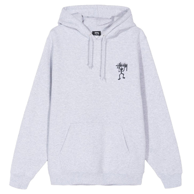 Warrior Man Hood 'Ash Heather'