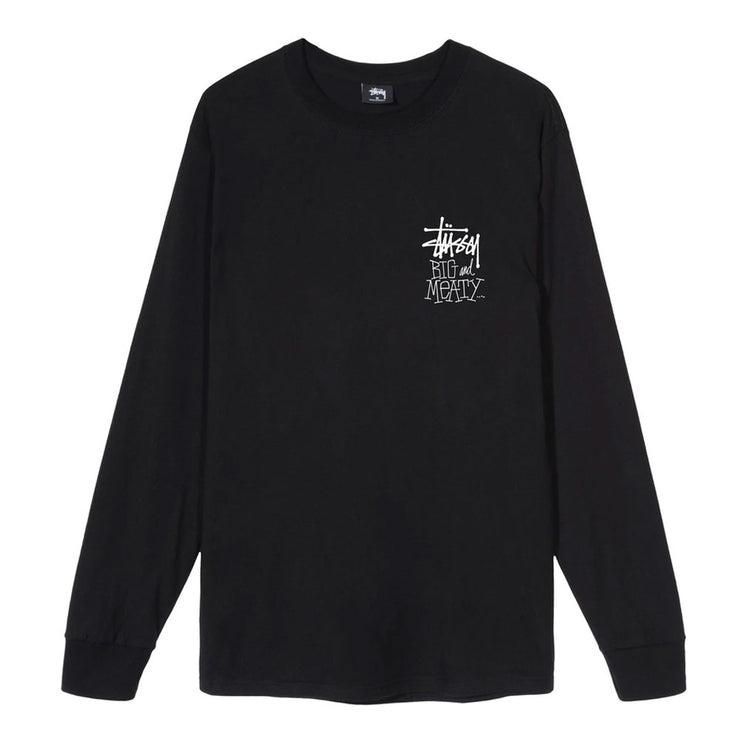 Big & Meaty L/S Tee 'Black'