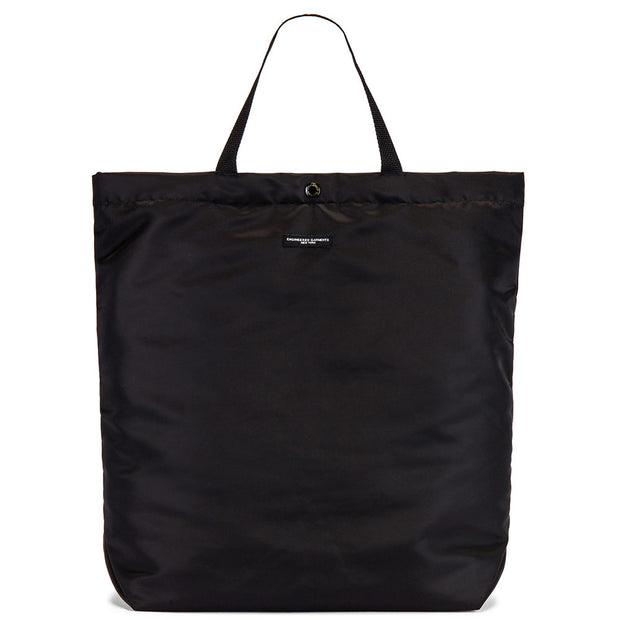 Carry All Tote 'Black Polyester Fake Meltor'