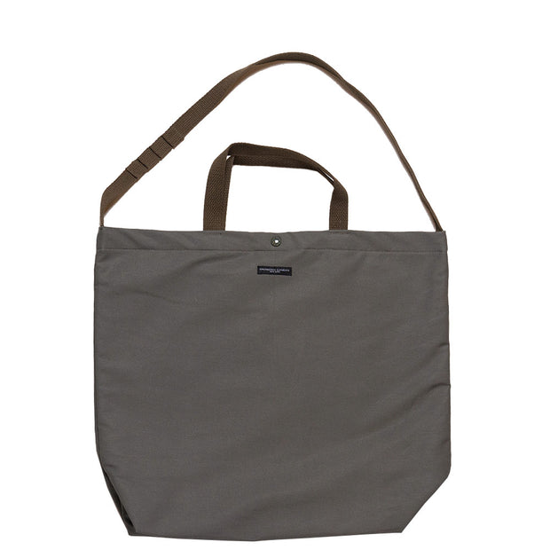 Carry All Tote 'Olive Cotton Double Cloth'