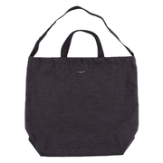 Carry All Tote 'Charcoal Polyester Fake Meltor'