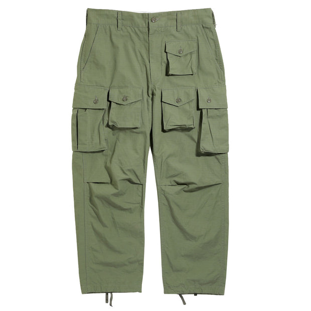 FA Pant 'Olive Cotton Ripstop'