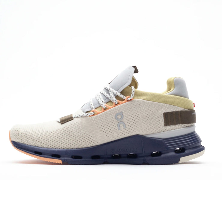 Women's Cloudnova 'Cream / Camo'
