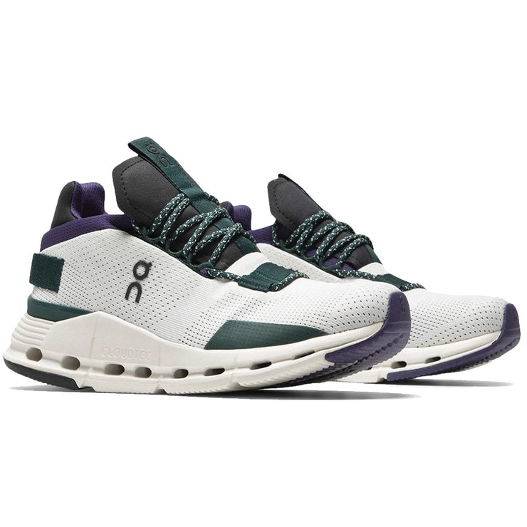 Women's Cloudnova 'White / Violet'