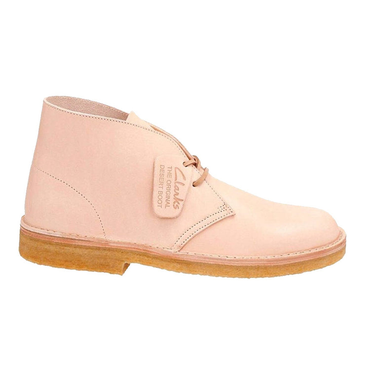 Desert Boot 'Natural Tan'