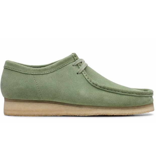 Wallabee Boot 'Cactus Green'