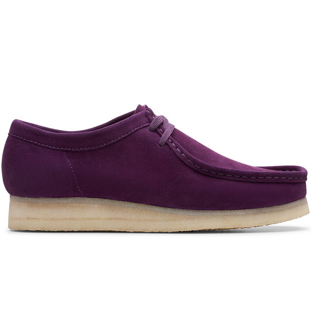 Wallabee Boot 'Deep Purple'