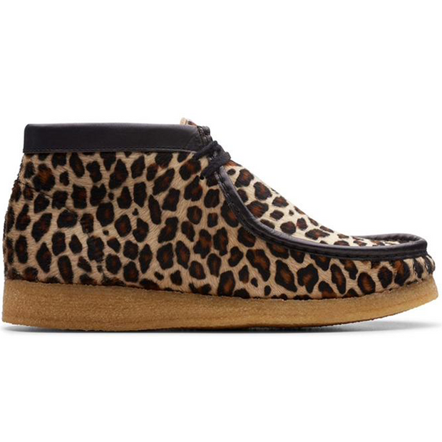 Wallabee Boot 'Leopard Print'