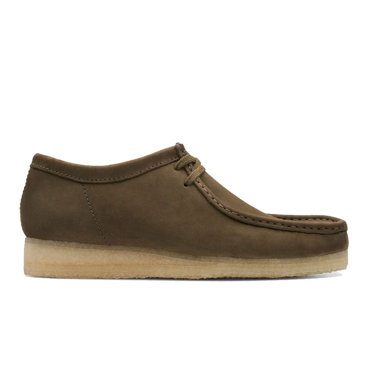 Wallabee 'Dark Olive Nubuck'