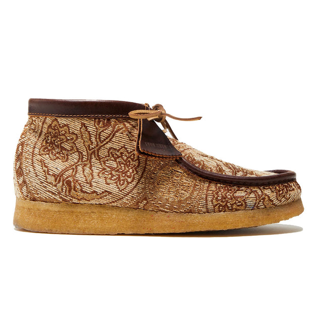 Todd Snyder X Wallabee 'Brown Paisley'