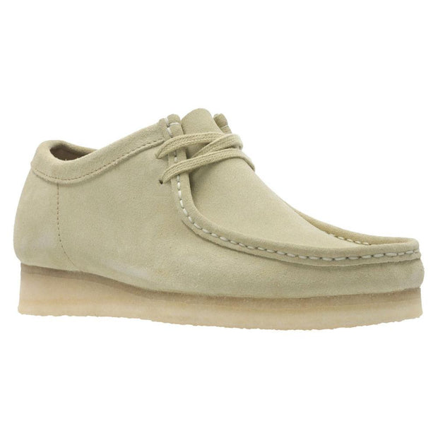Wallabee 'Maple Suede'