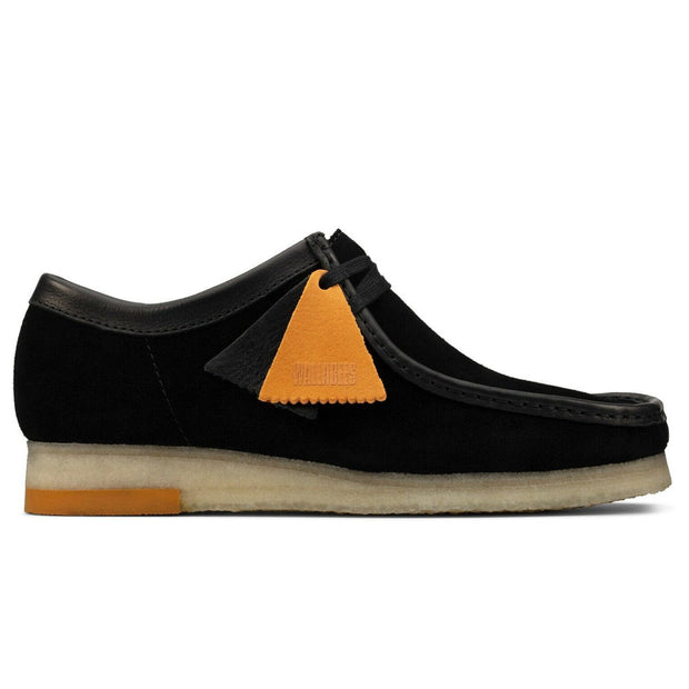 Wallabee 'Black Combi'