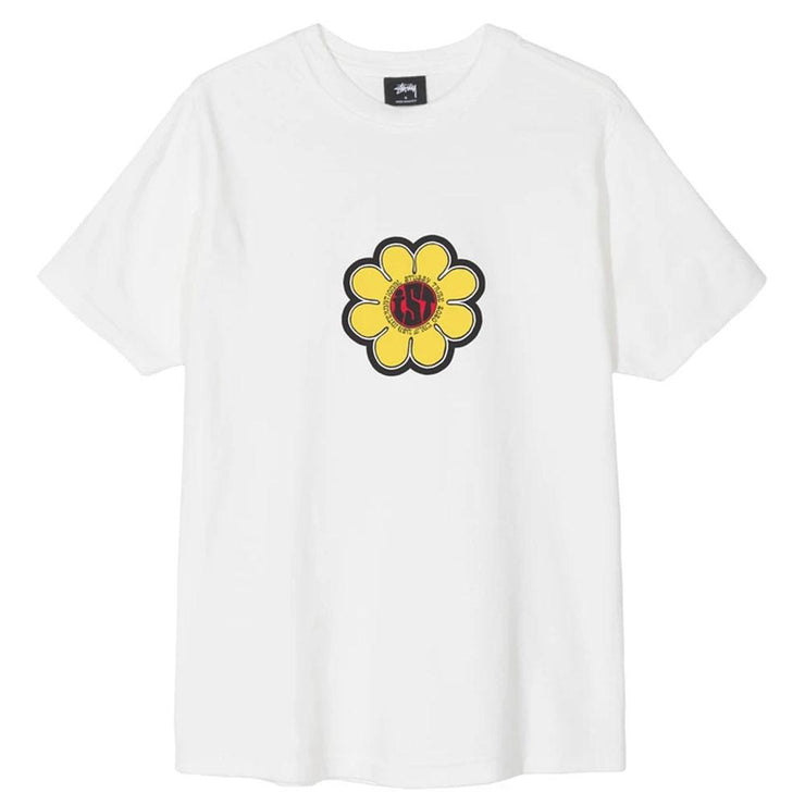 Women's IST Daisy Pig. Dyed Tee 'Natural'