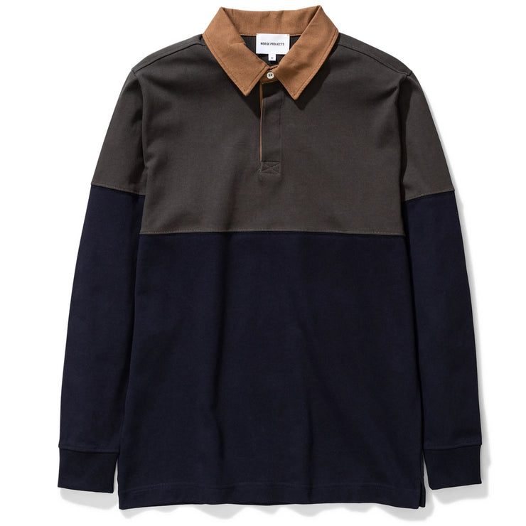 Ruben Polo Colour Block