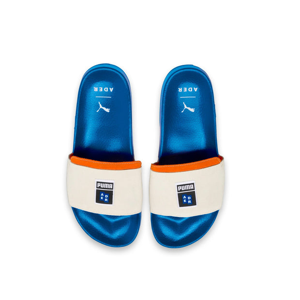 Ader Error x Leadcat Slide 'Blue White'