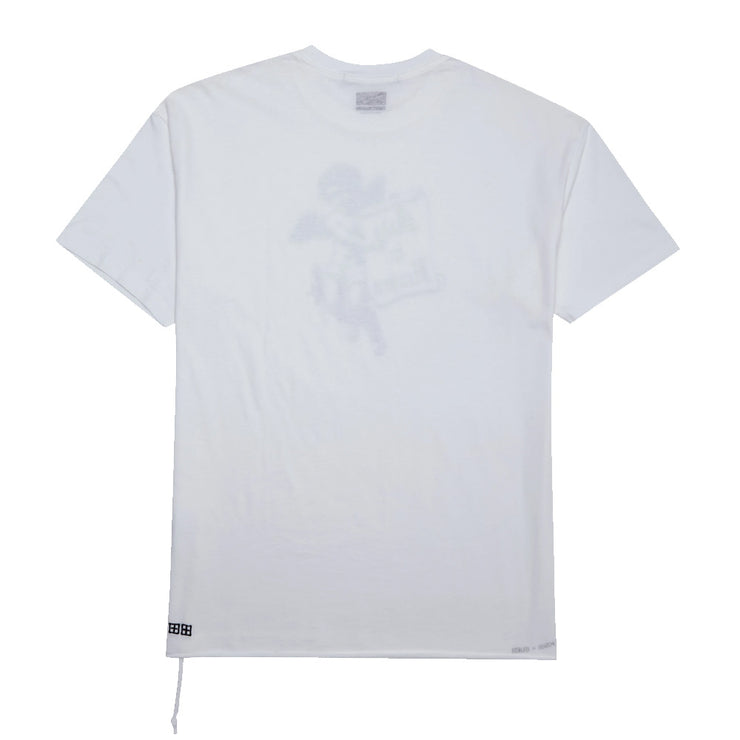 Angel Man SS Tee 'White'