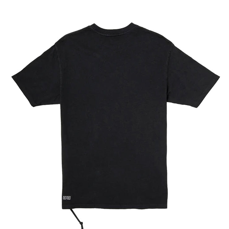 Exit S/S Tee Back To Black 'Black'