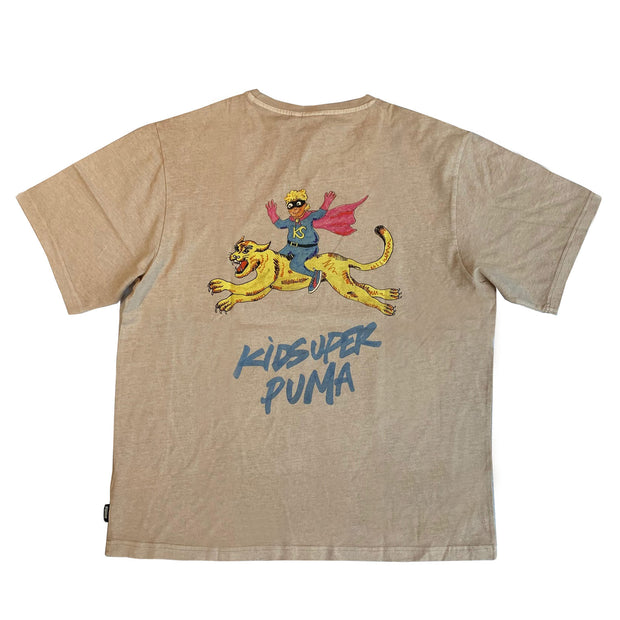 Puma X KidSuper Tee 'Honey Peach'