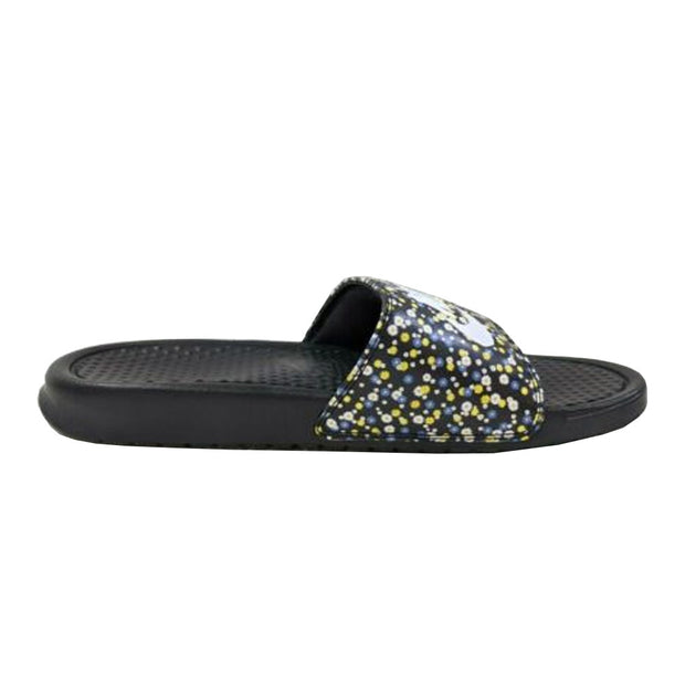 Benassi JDI 'Black / White Pacific Blue Topaz Gold'