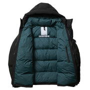Mountain Range Down Jacket III 'Black'