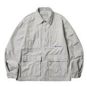 Hippie BDU Jacket 'D.White'