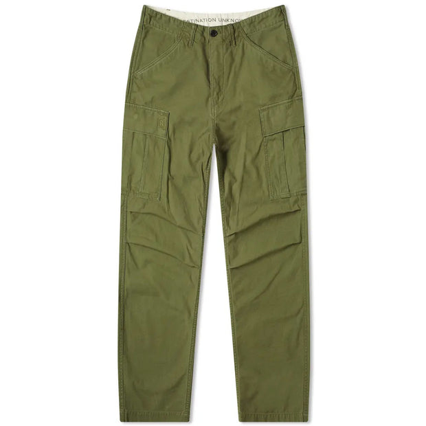 6 Pocket Army Pants 'Olive'