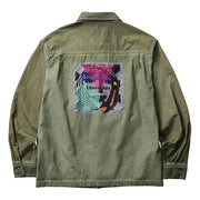 Psychedelic BDU Shirt