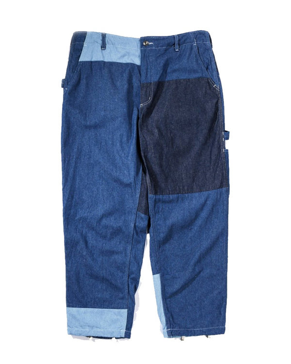 MED 8OZ DENIM PAINTER PANT