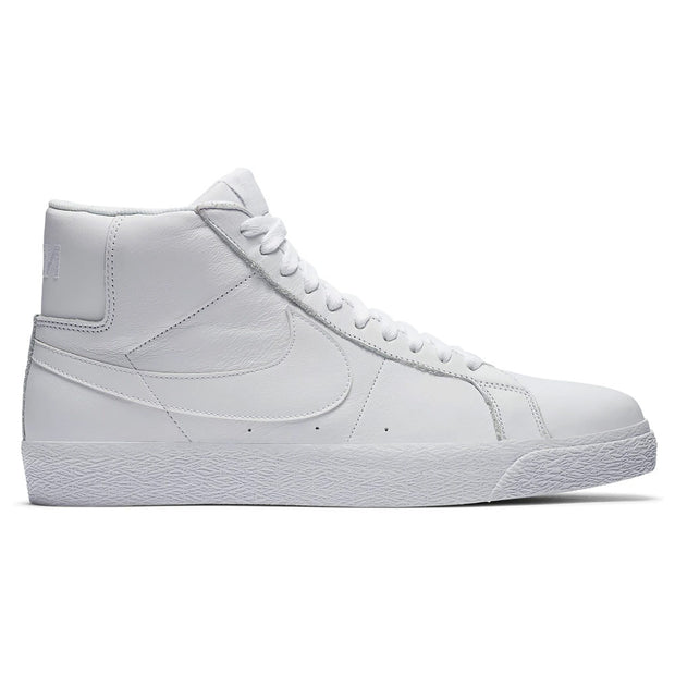 SB Zoom Blazer Mid 'Triple White'