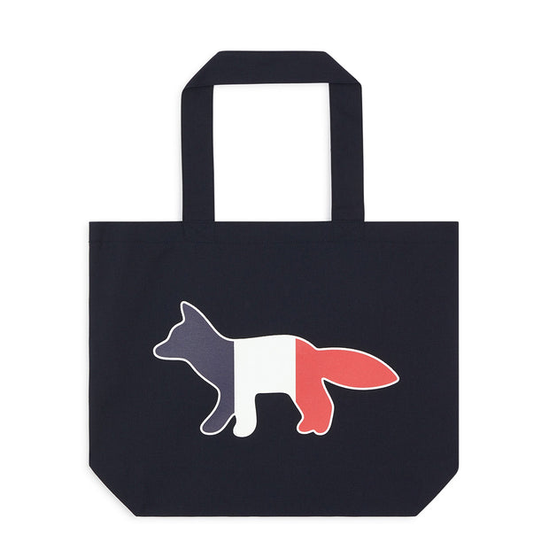Tote Bag Tricolor Fox 'Navy'