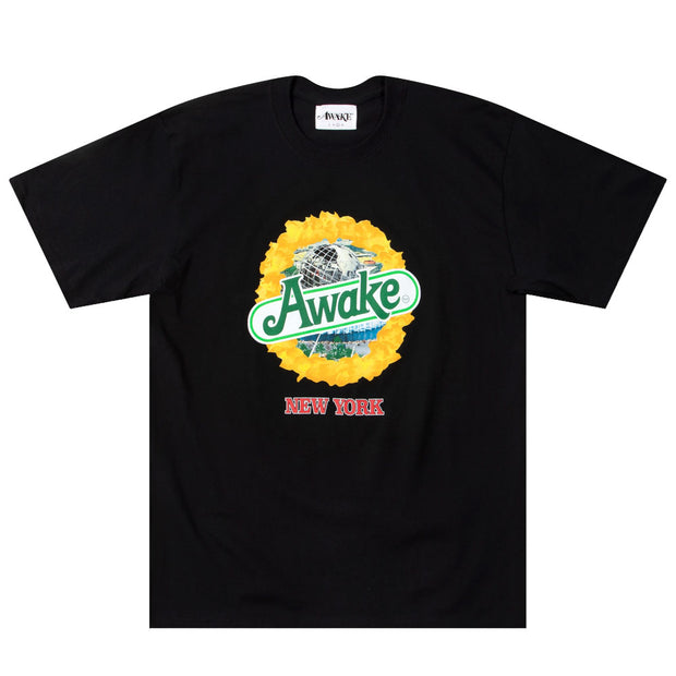 Strawberry Kiwi S/S Tee 'Black'