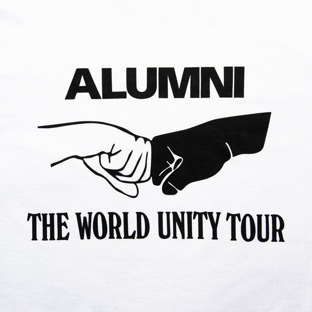ALUMNI World Unity Tees