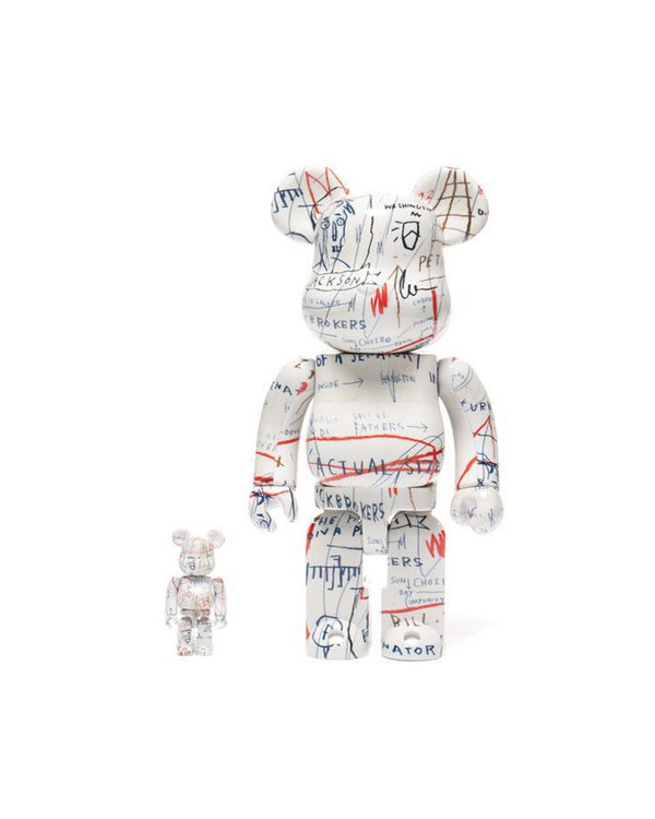 Be@rbrick Basquiat 400%+