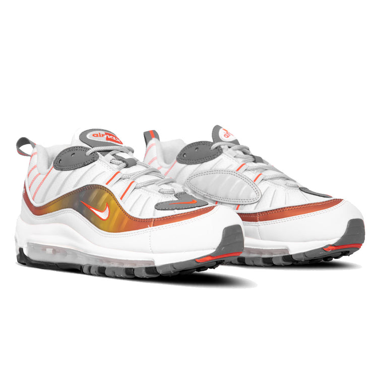 Air Max 98 SE 'Summit White-Team Orange'