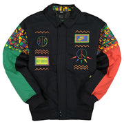 NSW Re-Issue Urban Jungle Jacket 'Black'