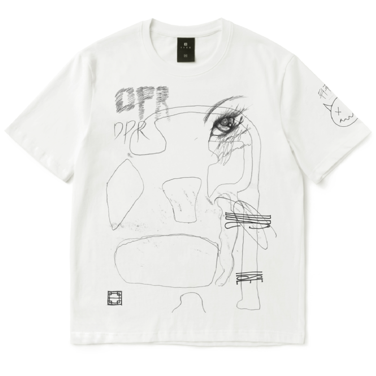 DPR Dreams Tee 'White'