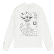 DPR Dreams Long Sleeve 'White'
