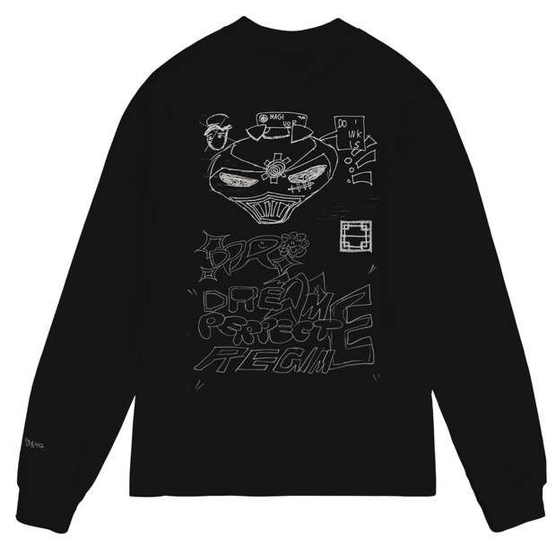 DPR Dreams Long Sleeve 'Black'