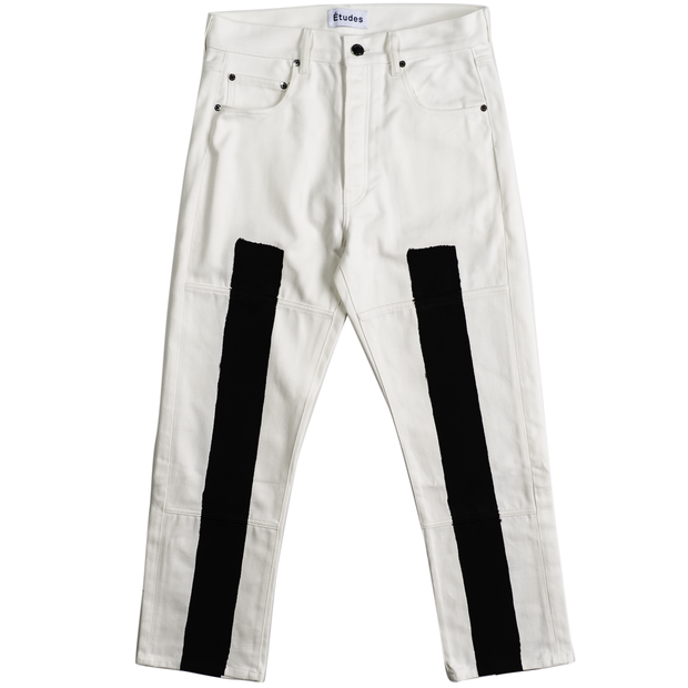 Corner Denim 'Paint White'
