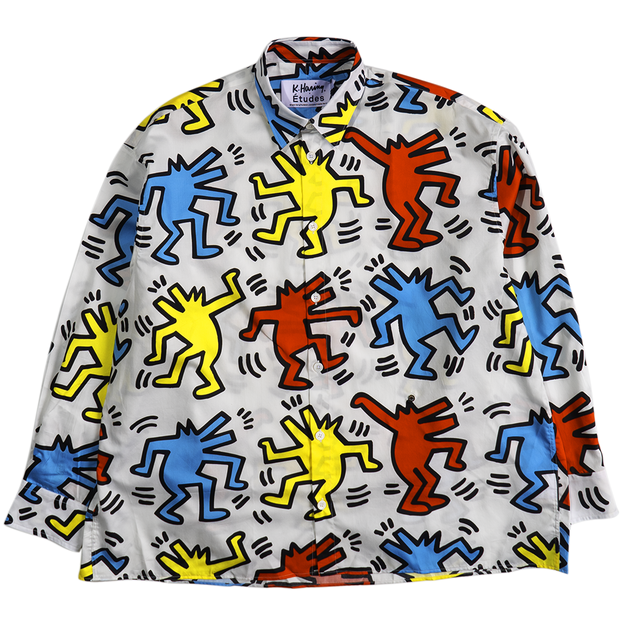 Illusion Keith Haring 'White'