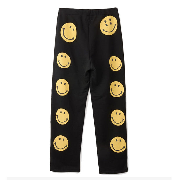 Eco Fleecy Knit 10 Smiles Sweat Pants