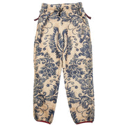 DAMASK Fleece EASY Pants 'Beige'