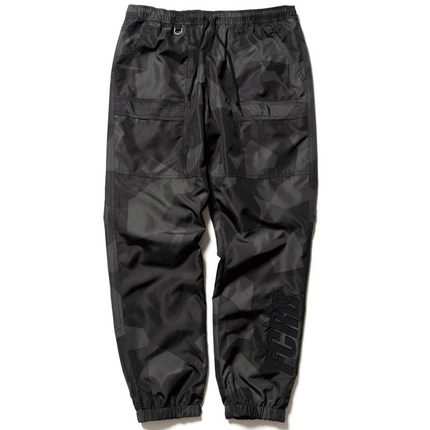 Reversible Track Pants 'Black White / Camo'