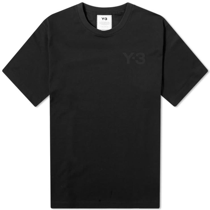 Y-3 Classic Chest Logo S/S Tee