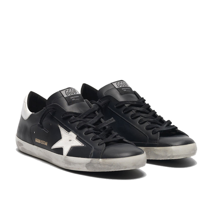 Sneakers Superstar 'Black / White Star'