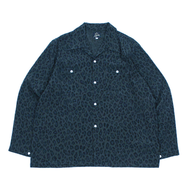 One-Up Cowboy Shirt Rayon